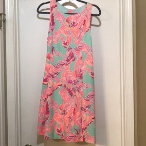 Lily Pulitzer Cove Sleeveless Fit & Flare Dress